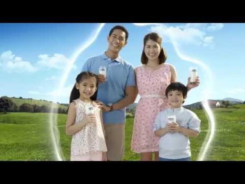 Quảng cáo Vinamilk Sữa tươi 100% Mới 2014