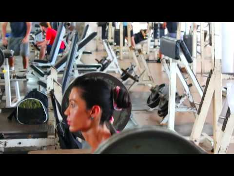 Gracyanne Barbosa HD FEMALE FITNESS MOTIVATION