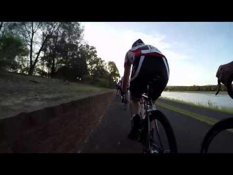 Penrith CC B Grade last lap 3/02/2014