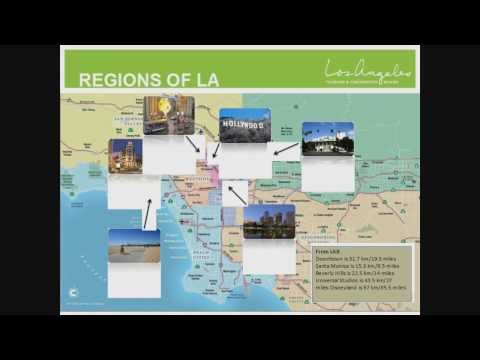 LOS ANGELES TOURISM & CONVENTION BOARD - NAJ's RTO Summit
