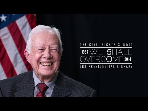 LBJ Library Civil Rights Summit - Day 1 - Evening Panel (6:00-7:30 pm CDT)