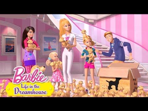 Barbie - Invázia šteniatok