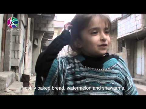 Syria children wishes in 2014