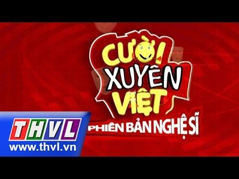 THVL | Cười xuyên Việt – Phiên bản nghệ sĩ | Tập 3 | Chủ đề: Thời sự - xã hội