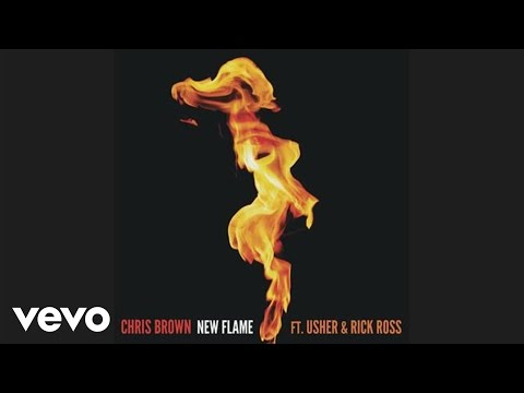 Chris Brown - New Flame (Audio) ft. Usher, Rick Ross