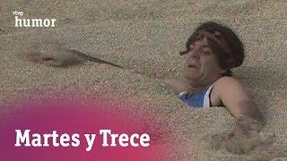 Juegos Olímpicos 92. Martes y Trece