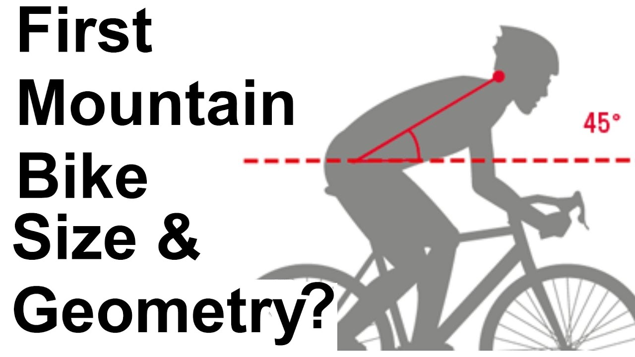 Buying Your First Xc Mountain Bike Size And Geometry Youtube