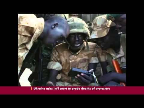 South Sudan Govt Sends Troops to Secure UN Bor Camp