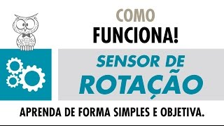 COMO FUNCIONA – Sensor de Rotação