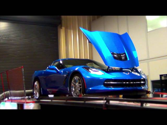 Craig's 2014 C7 Stingray Stage 1 Package