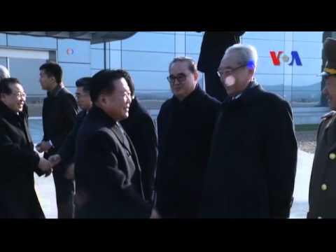 Đặc sứ Bắc Triều Tiên thăm Nga