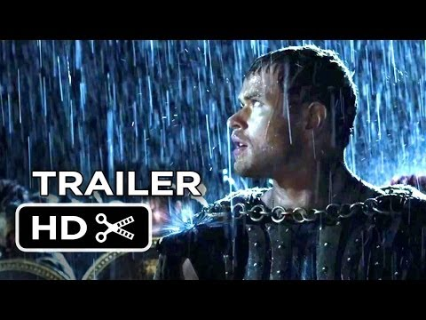 The Legend Of Hercules Official Trailer #1 2014   Kellan Lutz Movie HD