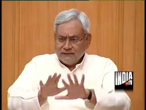 Aap Ki Adalat - Nitish Kumar, Part 2