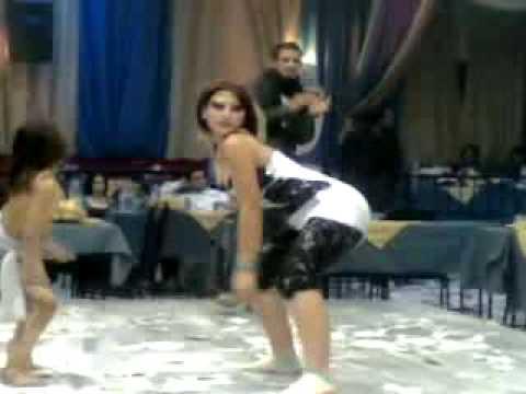 banat souria l9habe  - سورياا وبنااات رقص خطييير