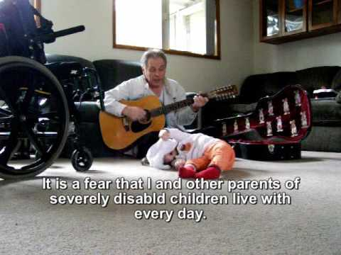 The Cross we Bear (Cerebral Palsy)