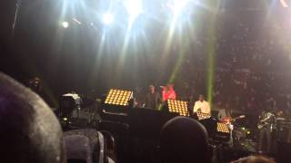 Pape Diouf  a bercy 2013