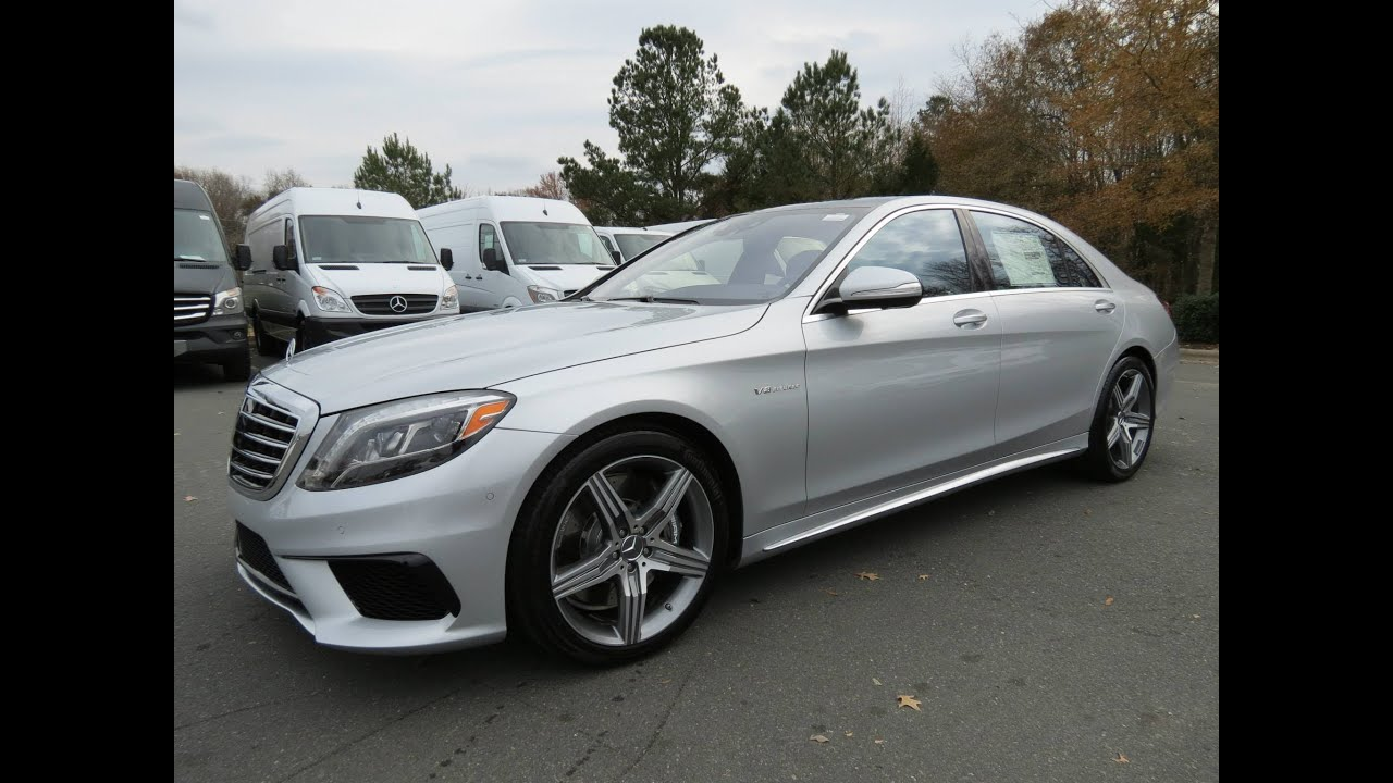 2014 mercedes benz s63 amg 4matic start up exhaust and for Mercedes benz 4matic meaning