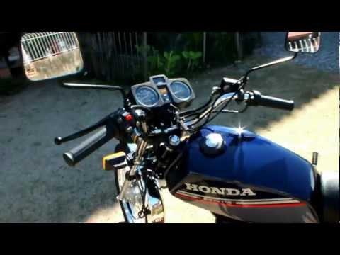 HONDA ML 125 (239cc) 1988