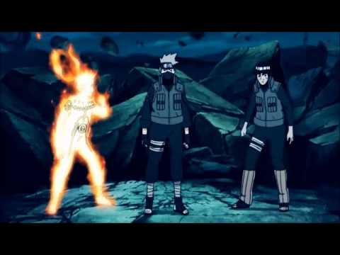 Naruto Vs Obito - Skrillex scary monsters and nice sprites