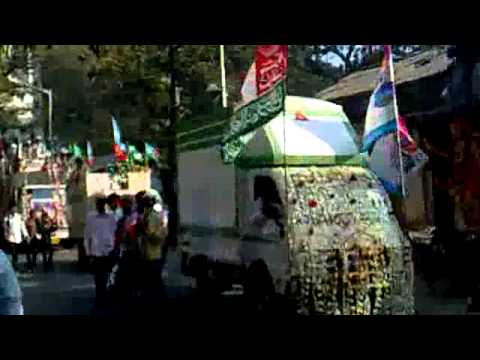 Eid milad un nabi 2012 in mumbai govandi to nagpada part 2