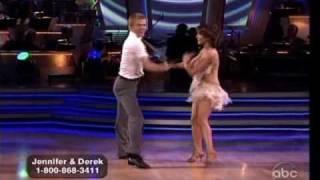 Jennifer Grey & Derek - Last 4 Dances & 5 Dirty Dancing Flashbacks