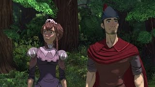 King's Quest - Once Upon a Climb Launch Trailer