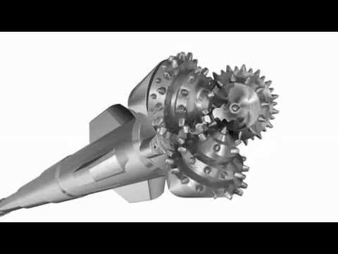 Processo de Perfuração do Poço de Petróleo (Oil Drill Animation)