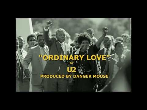 Mandela : Long Walk to Freedom - U2  Ordinary Love