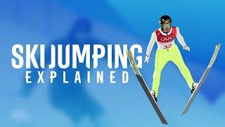 Sports Explainer: How Ski Jumping Works | Eurosport