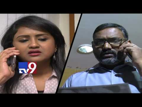 Where is Actor Raja ? - Anveshana - TV9