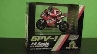 Venom GPV-1 RC Motorcycle Part 1