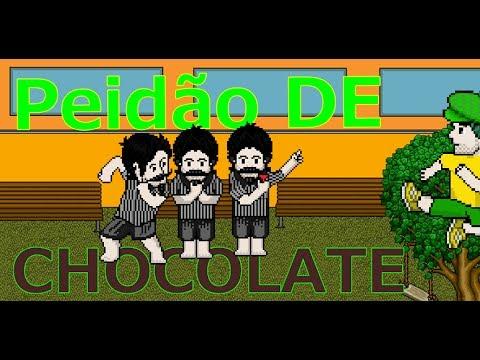 Peidão de Chocolate - PUTZVÉI - Versão HABBO