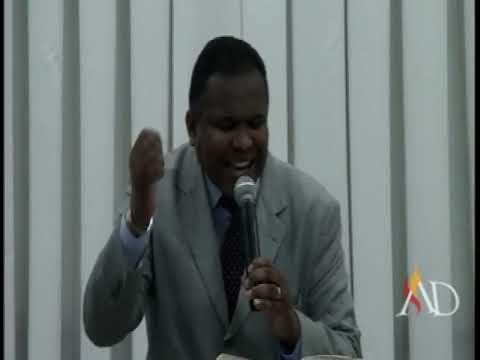 Culto de Missões Pregação Josuel-Deus Nunca Esqueceu De Voce