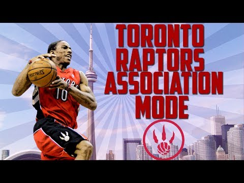 NBA 2K14 Association Mode: Toronto Raptors - [Y1G1] Vs. New York Knicks [EP8]