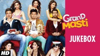 Grand Masti Audio Jukebox
