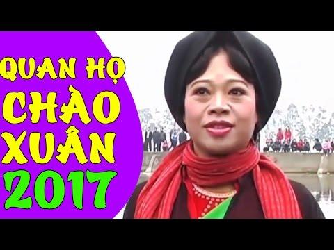 Dân Ca Quan Họ Bắc Ninh 2017 - Những Ca Khúc Dân Ca Quan Họ Đặc Sắc | ALbum Thúy Cải