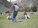 Balti Dance Ka Yawer In Action Remixed