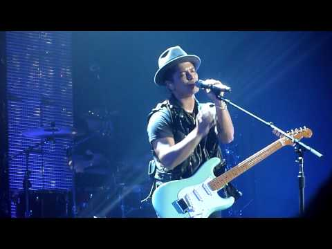 Bruno Mars - Nothing on You Susquehanna Bank Center, Camden, NJ