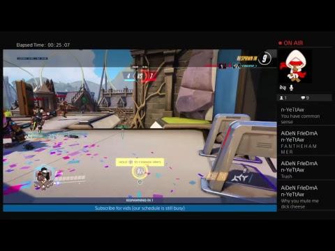Overwatch deathmatch placments