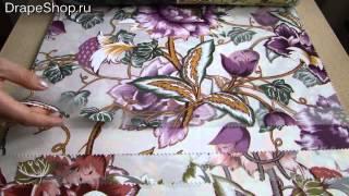 Каталог тканей Corfu collection