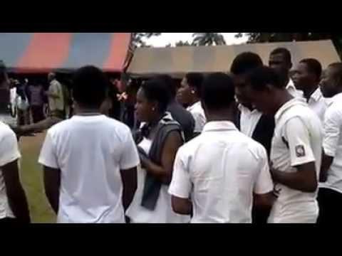 l'hymme National de la côte d'ivoire en Bété Odilon Tetehi