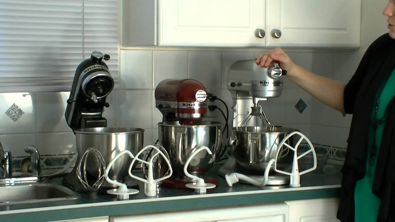 Kitchen Aid Artisan Vs Artisan Design Series