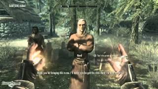 Video Skyrim Hearthfire And Dawnguard- DLC Show With Mitch