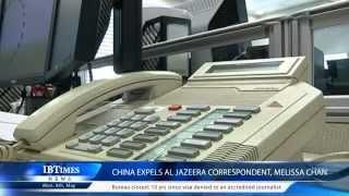China expels Al Jazeera correspondent, Melissa Chan view on youtube.com tube online.