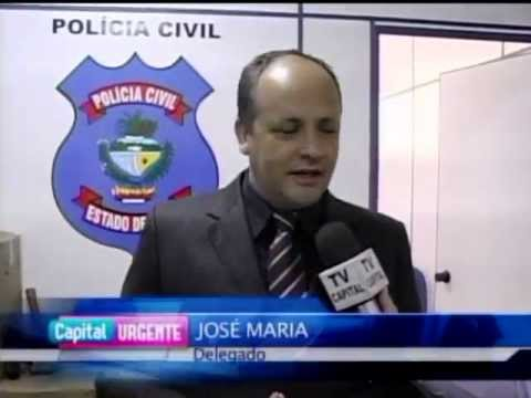 Polícia Civil de Goiás prende o maior ladrão de cargas do Brasil
