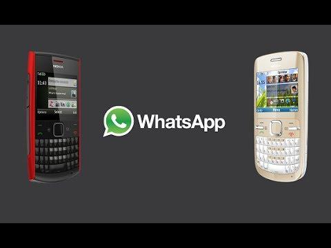 descargar whatsapp nokia c3 s40-4529