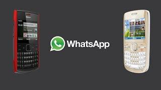 Como Descargar WhatsApp Para Celulares Nokia C3-00 Y Para
