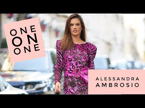 Alessandra Ambrosio On Kendall Jenner's Modeling Career