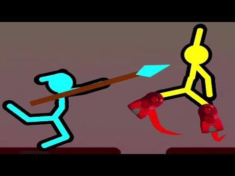 THE STICKMAN FIGHTS TOURNAMENT Gameplay Walkthrough SUPREME DUELIST STICKMAN Android Game