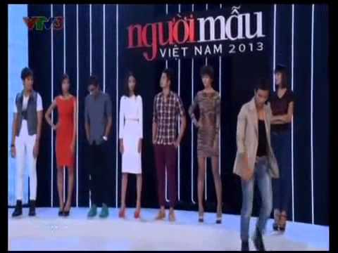 [Phần 7] Vietnam's Next Top Model 2013 Tập 8 Ngày 24/11/2013